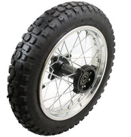 "Universal Parts 12"" Dirt Bike Wheel"