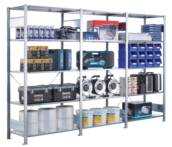 MultiPlus Shelving from EquiptoWork