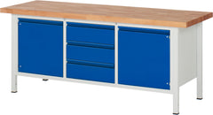RAU Workbench wth storage