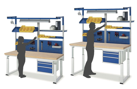 Electric Workbenches
