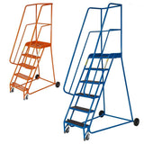 Movable Warehouse Steps