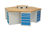 Multi-Person Workbench