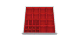 Plastic Tray Dividers Kit 3
