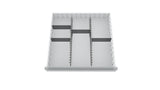 Metal Drawer Dividers Kit 5