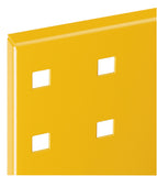 Perfo Panel in Yellow RAL1006