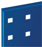 RAL5010 gentian blue panels
