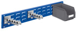 Parts Bins Wall Rail