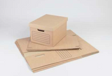 Cardboard Archive Boxes