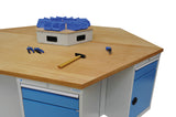 Premium Workbench for 6 people