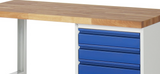 Workbench Drawer Dividers & Accessories XL (680 x 560mm Drawers)