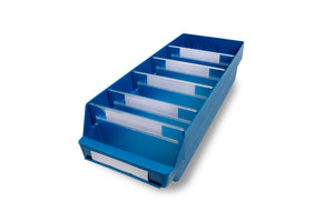 Shelf Tray with Dividers