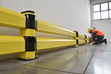 Heavy Duty Safety Barrier from MPM