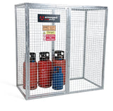 Steel Safety Cage - Large