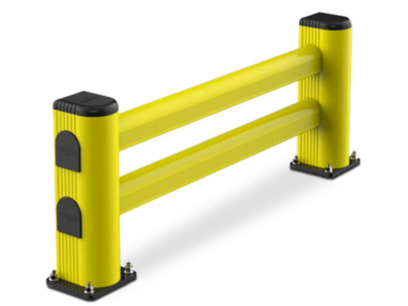 Rack End Barriers