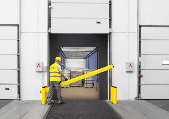 MPM Loading Bay Gate