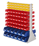 parts bin storage racks