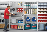 Schulte Shelving from Equiptowork