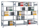 Multi-Bay Office Shelving