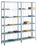 Steel Office Shelving Dividers