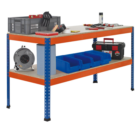 Economic packing bench-work table