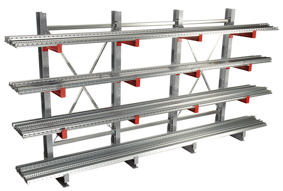 Cantilever Racking - medium duty