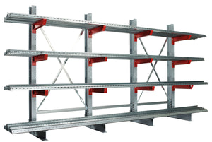 Cantilever Racking - heavy duty