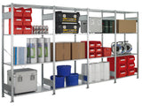 Industrial Shelving from Equiptowork