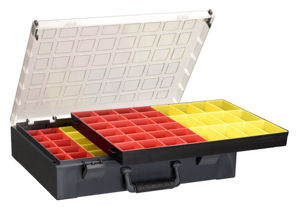 Plastic Parts Storage Cases