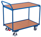 Table Trolley with two shelf levels