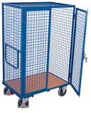 Locking Mesh Trolley
