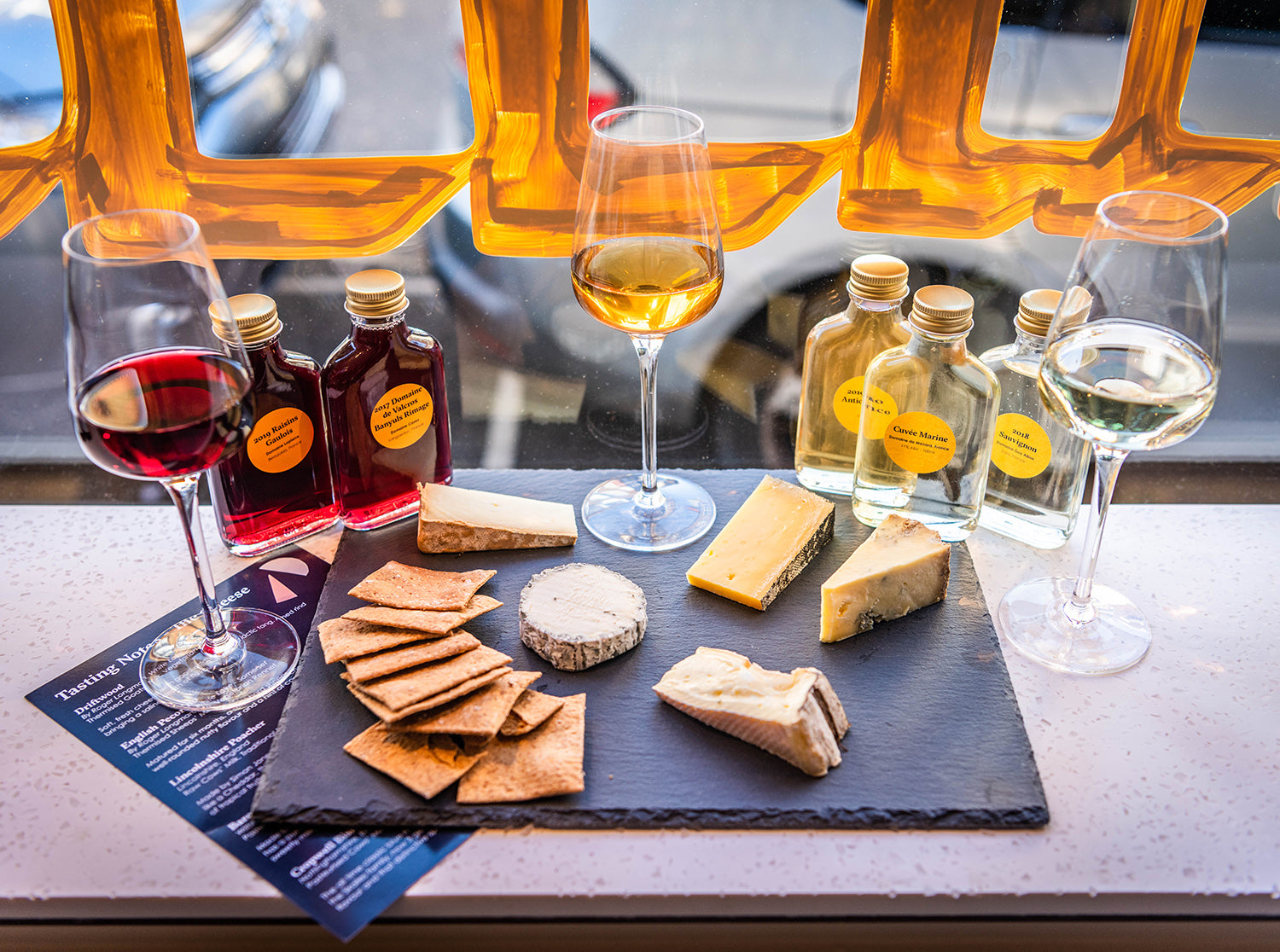 Virtual Cheese & Wine Tasting - Weds 9th Dec - 7.30pm