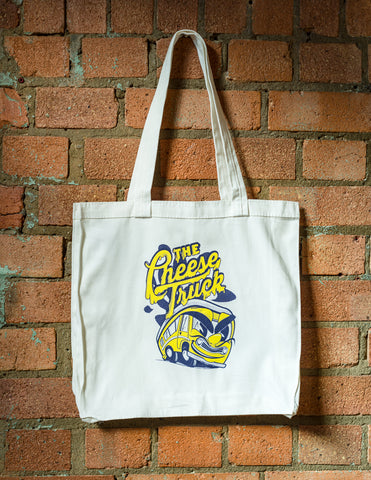 The Cheese Truck - Small Tote Bag