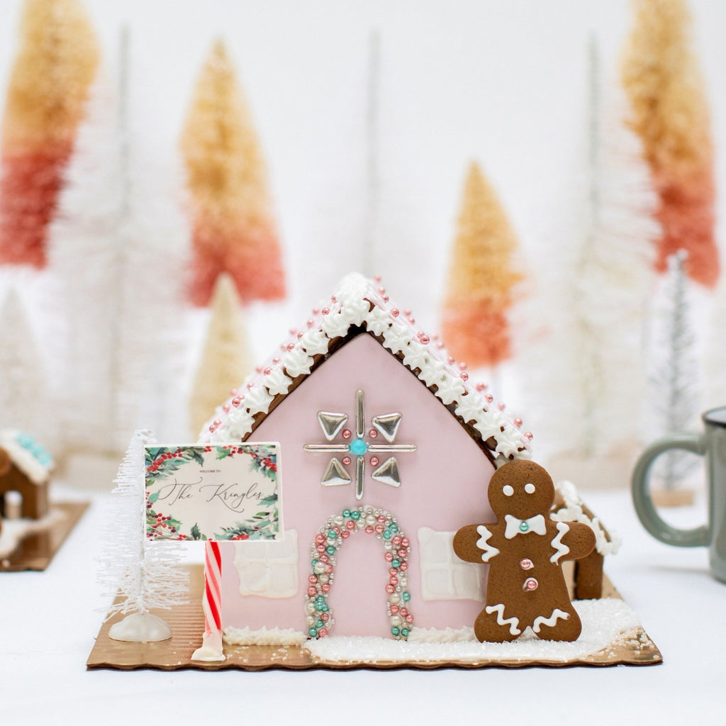 Love, Sugar & Grace Signature Gingerbread House Kit