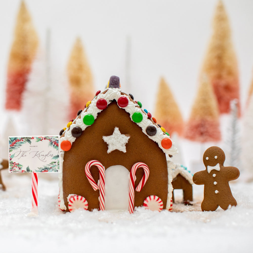 The Perfect Gingerbread House Kit