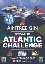 Load image into Gallery viewer, Aintree Gin Atlantic Challenge