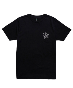 Launch Tee Black