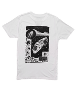 Load image into Gallery viewer, Launch Tee White