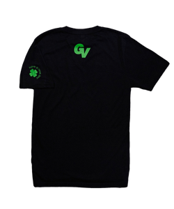 Logo Tee Lucky Green Black