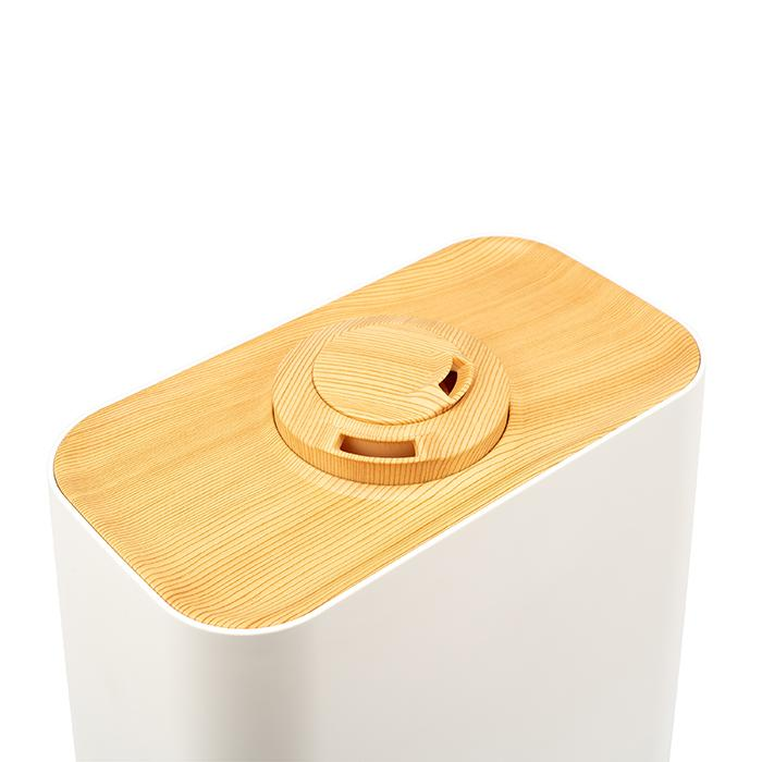 Meaco Deluxe 202 Wooden Top Cover and Feet Set