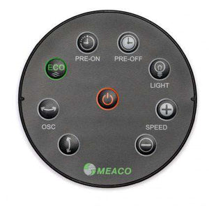MeacoFan 1056 Air Circulator Remote Control