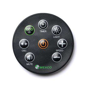 MeacoFan 650 Air Circulator Remote Control