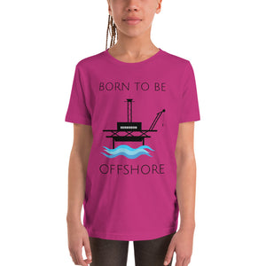 Born To Be Offshore Short Sleeve Tee