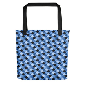 Blue Mermaid Tote, Limited Edition