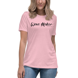Wave Maker Ladies' Cozy Tee