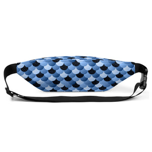 Blue Mermaid Fanny Pack, Limited Edition