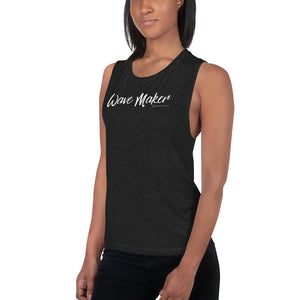 Wave Maker Ladies' Muscle Tank