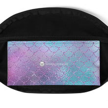 Load image into Gallery viewer, Mermaid Shimmer Fanny Pack, Limited Edition