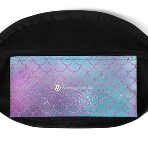 Mermaid Shimmer Fanny Pack, Limited Edition