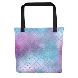 Mermaid Shimmer Tote, Limited Edition
