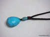 Natural turquoise necklace 17.5 grams